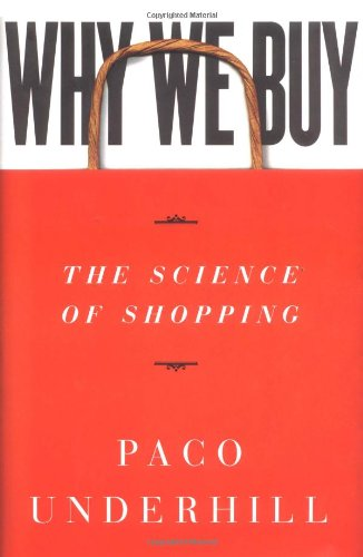 9780684849133: Why We Buy: The Science of Shopping (Roman)