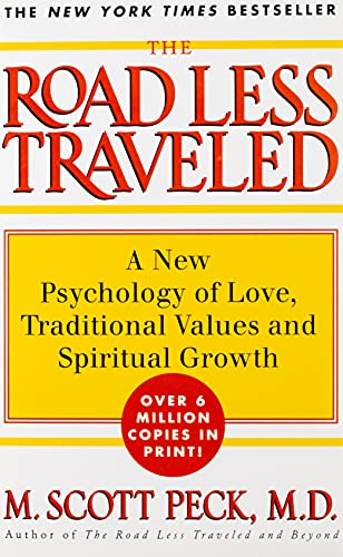 9780684850153: The Road Less Traveled: New Phychology of Love, Traditional Values and Spiritual Growth