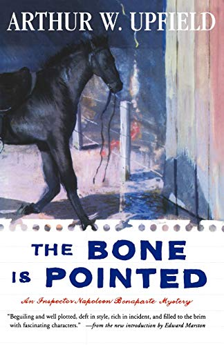 9780684850573: The Bone Is Pointed (Inspector Napoleon Bonaparte Mysteries)