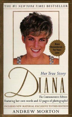 9780684850801: Diana: 1961-1997 Her True Story