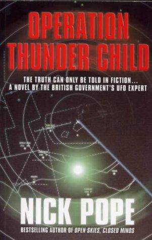 9780684851600: Operation Thunder Child