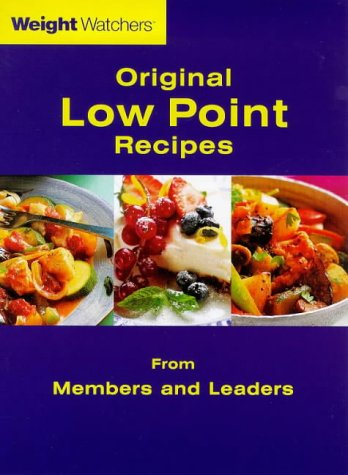 9780684851822: Original Low Point Recipes (Weight Watchers)