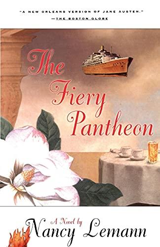 9780684852058: The Fiery Pantheon: A Novel