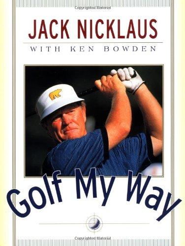 9780684852119: Golf My Way