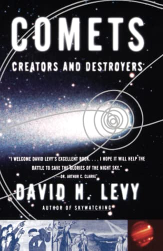 9780684852553: Comets: Creators and Destroyers