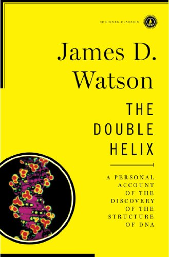 9780684852799: The Double Helix: A Personal Account of the Discovery of the Structure of DNA (Scribner Classics)