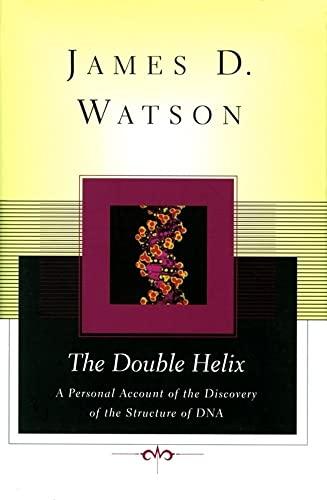 9780684852799: Double Helix (Scribner Classics)