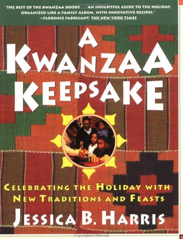 9780684853253: A Kwanzaa Keepsake: Celebrating the Holiday with New Traditions and Feasts