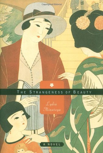 9780684853628: The Strangeness of Beauty: A Novel