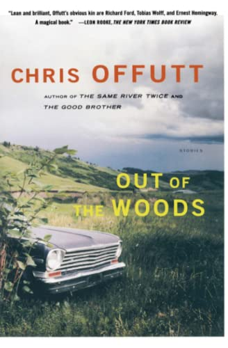 9780684853765: Out of the Woods: Stories