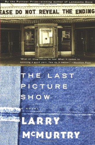 9780684853864: The LAST PICTURE SHOW : A Novel