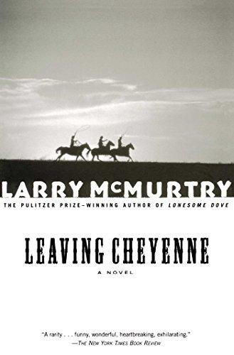 9780684853871: LEAVING CHEYENNE : A Novel