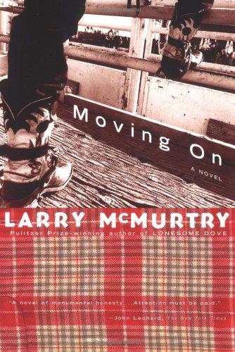 9780684853888: Moving On: A Novel