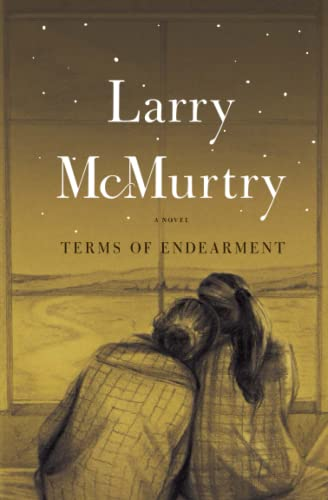 Terms of Endearment 9780684853901 In this acclaimed novel that inspired the Academy Award-winning motion picture, Larry McMurtry created two unforgettable characters who won the hearts of readers and moviegoers everywhere: Aurora Greenway and her daughter Emma. Aurora is the kind of woman who makes the whole world orbit around her, including a string of devoted suitors. Widowed and overprotective of her daughter, Aurora adapts at her own pace until life sends two enormous challenges her way: Emma's hasty marriage and subsequent battle with cancer. Terms of Endearment is the Oscar-winning story of a memorable mother and her feisty daughter and their struggle to find the courage and humor to live through life's hazards -- and to love each other as never before.