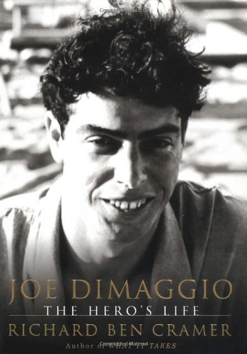 9780684853918: Joe Dimaggio: The Hero's Life