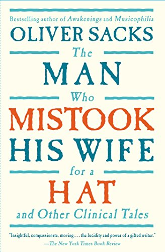 9780684853949: The Man Who Mistook His Wife For A Hat: And Other Clinical Tales
