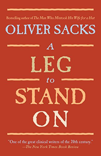 9780684853956: A Leg to Stand On
