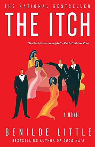 The ITCH : A Novel: Little, Benilde