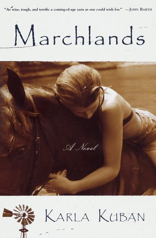 9780684854441: MARCHLANDS: A Novel