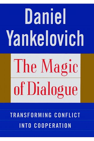 9780684854571: The MAGIC OF DIALOGUE: Transforming Conflict into Cooperation