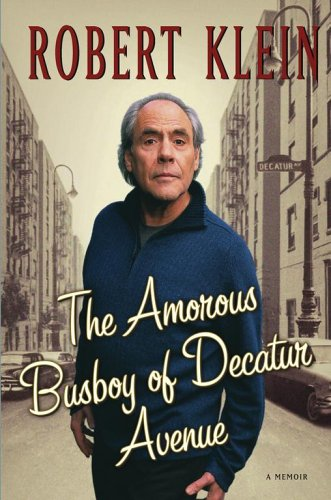 9780684854885: The Amorous Busboy of Decatur Avenue: A Child of the Fifties Looks Back