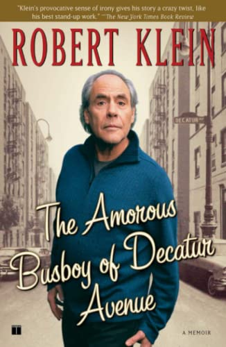 9780684854892: The Amorous Busboy of Decatur Avenue: A Child of the Fifties Looks Back