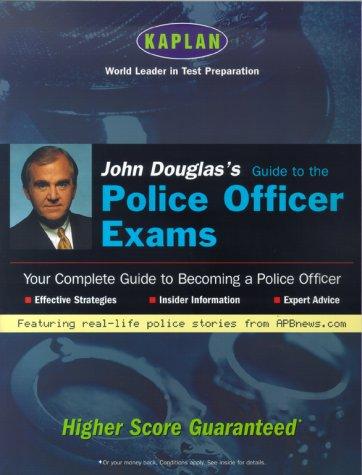 9780684855066: John Douglas's Guide to the Police Exams
