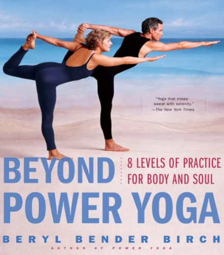 9780684855264: Beyond Power Yoga: 8 Levels of Practice for Body and Soul