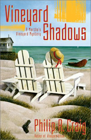 Vineyard Shadows: A Martha's Vineyard Mystery (0684855453) by Craig, Philip R.