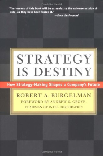 9780684855547: Strategy Is Destiny: How Strategy-Making Shapes a Company's Future