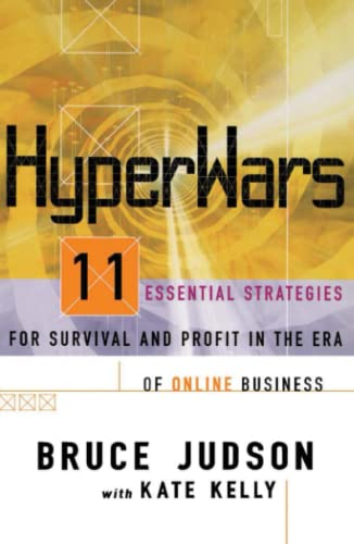 9780684855653: Hyperwars: 11 Essential Strategies for Survival and Profit in the Era of On-line Business