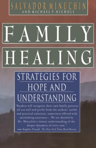 9780684855738: Family Healing: Strategies for Hope and Understanding