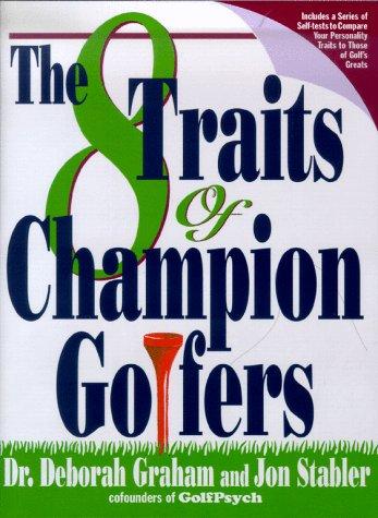 9780684856315: The 8 Traits of Champion Golfers