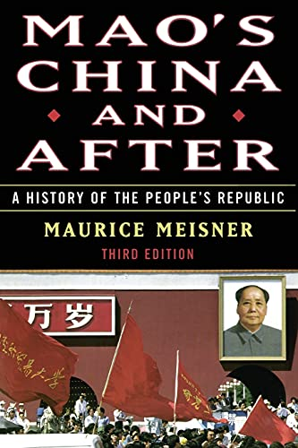 9780684856353: Mao's China and After: A History of the People's Republic