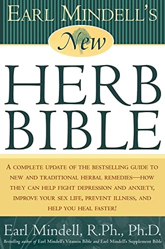 9780684856391: Earl Mindell's New Herb Bible