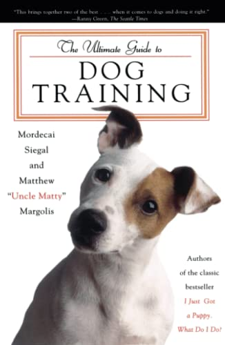 9780684856469: The Ultimate Guide to Dog Training