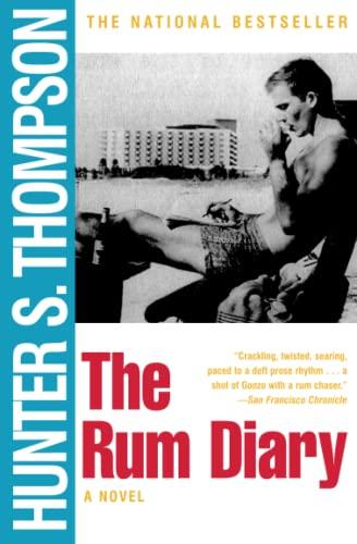 9780684856476: The Rum Diary: A Novel