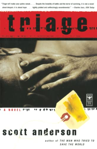 Triage: A Novel (9780684856537) by Scott Anderson