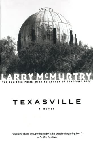 9780684857503: TEXASVILLE : A Novel