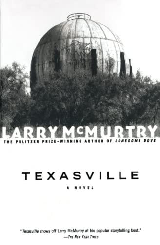 9780684857503: TEXASVILLE : A Novel