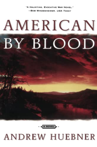 9780684857718: American by Blood: A Novel