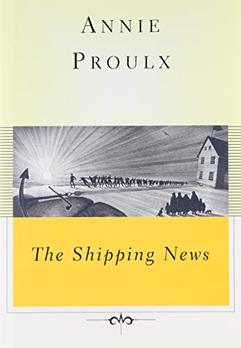 9780684857916: Shipping News: A Novel (Scribner Classics)