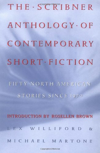 9780684857961: The Scribner Anthology of Contemporary Short Fiction: Fifty North American American Stories Since 1970