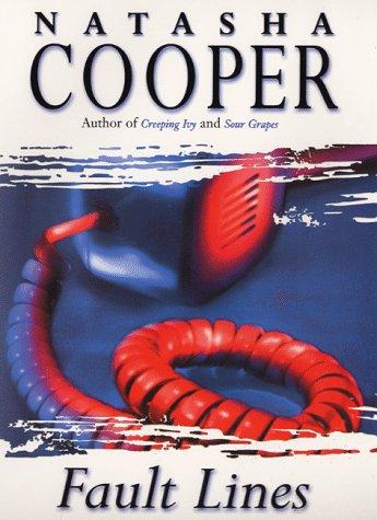 Fault Lines: Cooper, Natasha *Author SIGNED!*