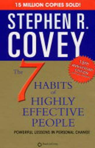9780684858395: 7 Habits of Highly Effective People Anniversary Edition