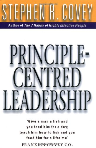 9780684858418: Principle Centered Leadership