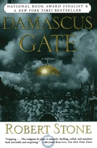 9780684859118: Damascus Gate