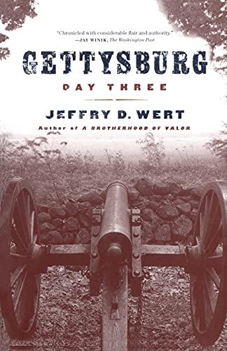 9780684859156: Gettysburg, Day Three