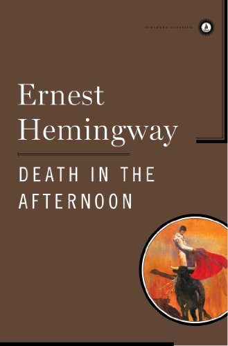 9780684859224: Death in the Afternoon (Scribner Classics)