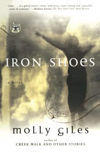 9780684859927: Iron Shoes: A Novel